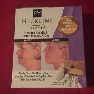 Neckline Slimmer Neck Exerciser